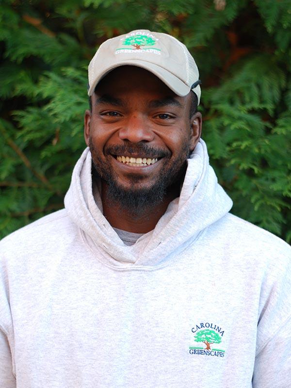 Abraham, Maintenance Lead at Carolina Greenscapes