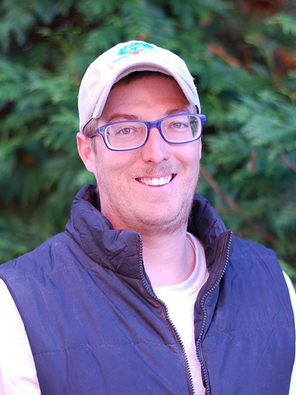 Colin, Project Lead at Carolina Greenscapes