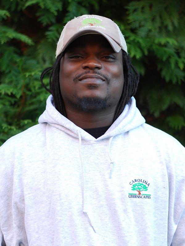 Julius, Maintenance Technician at Carolina Greenscapes