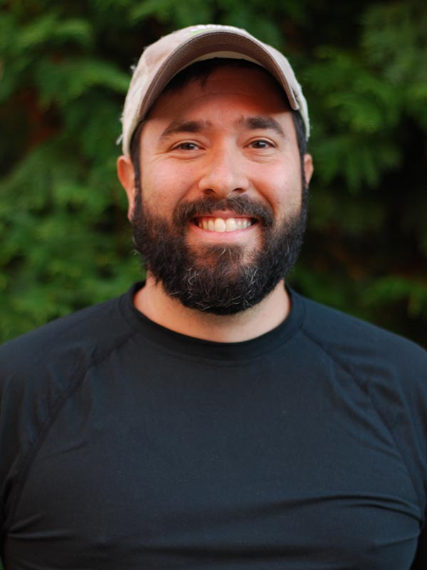 Mike, Project Technician at Carolina Greenscapes